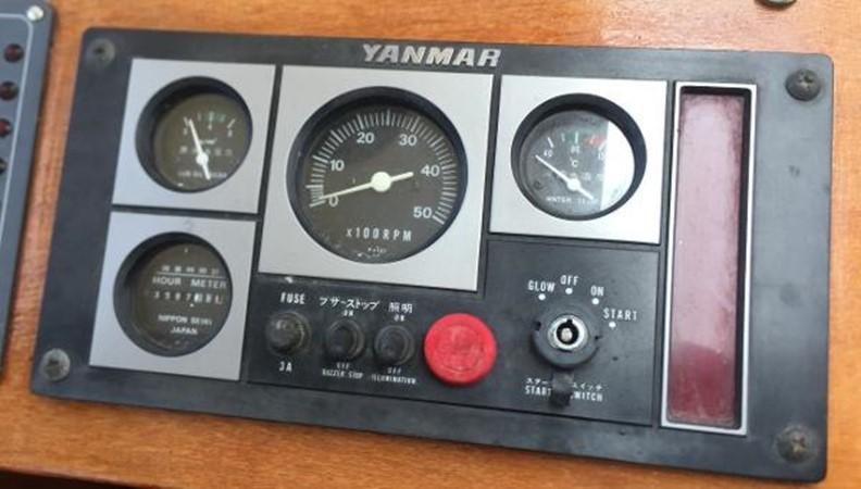 1985 FISHER 34 Cruising Ketch 2394575