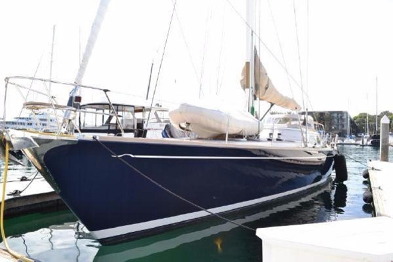 t the Dock 2001 FRANCHINI  Cruising Sailboat 2378040