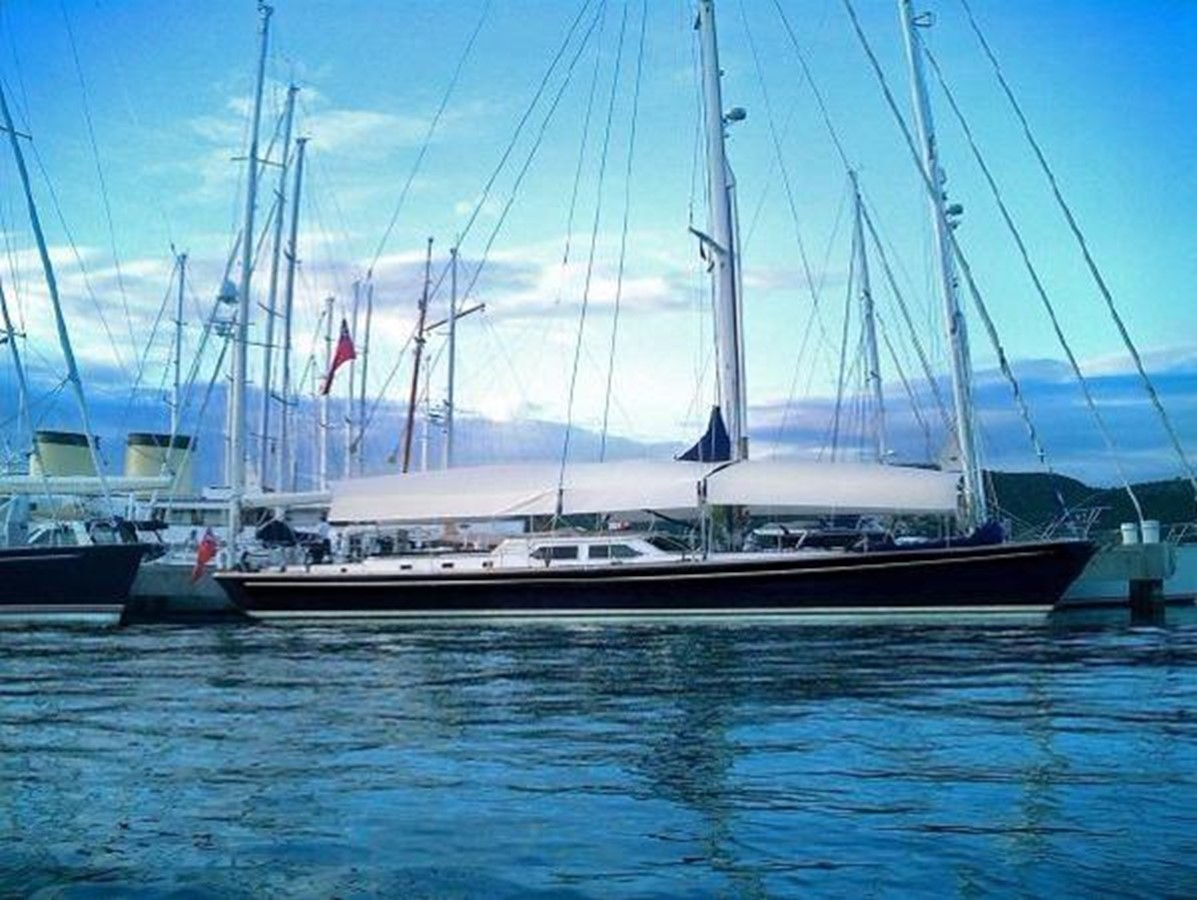 Side View 2001 FRANCHINI  Cruising Sailboat 2378041