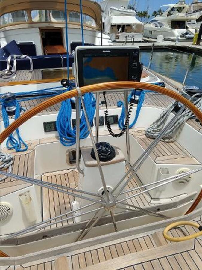 Steering 2001 FRANCHINI  Cruising Sailboat 2378043