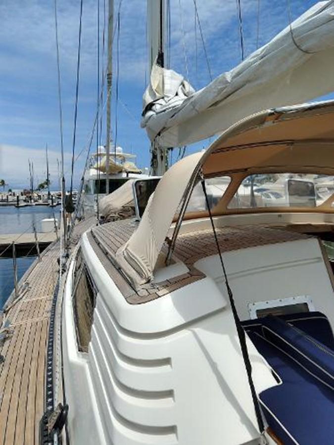 Dodger 2001 FRANCHINI  Cruising Sailboat 2378048