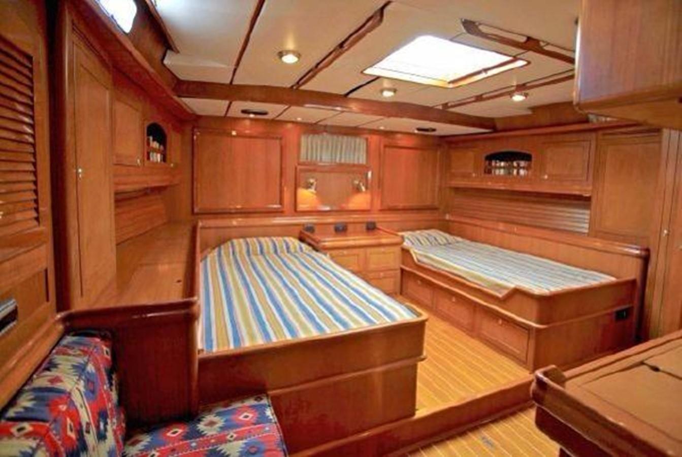 Twin Cabin 2001 FRANCHINI  Cruising Sailboat 2378053