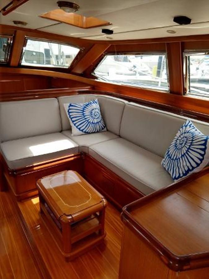 Salon Stb Table 2001 FRANCHINI  Cruising Sailboat 2378063
