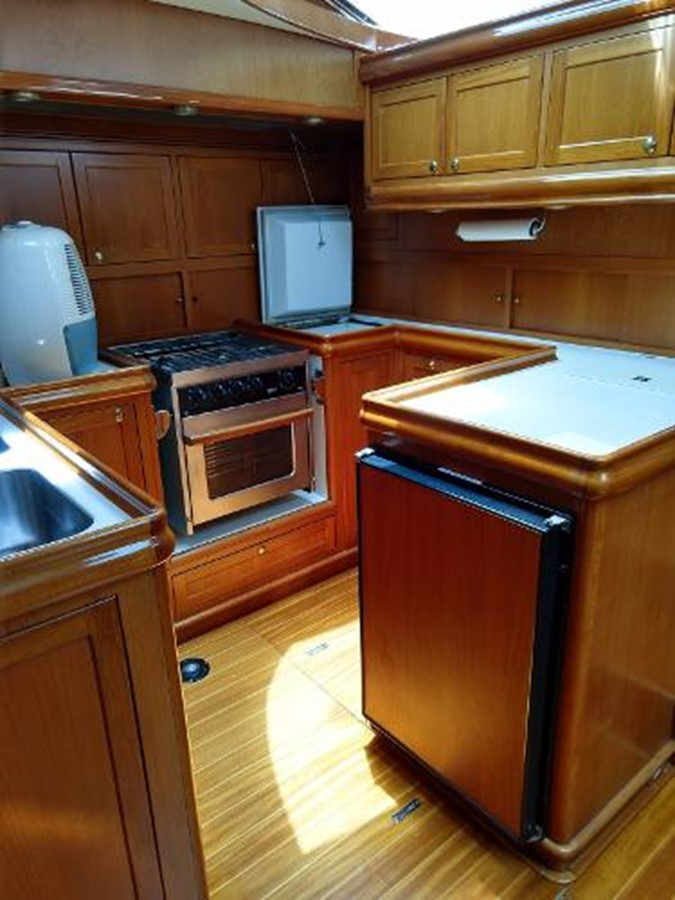 Galley 2001 FRANCHINI  Cruising Sailboat 2378065