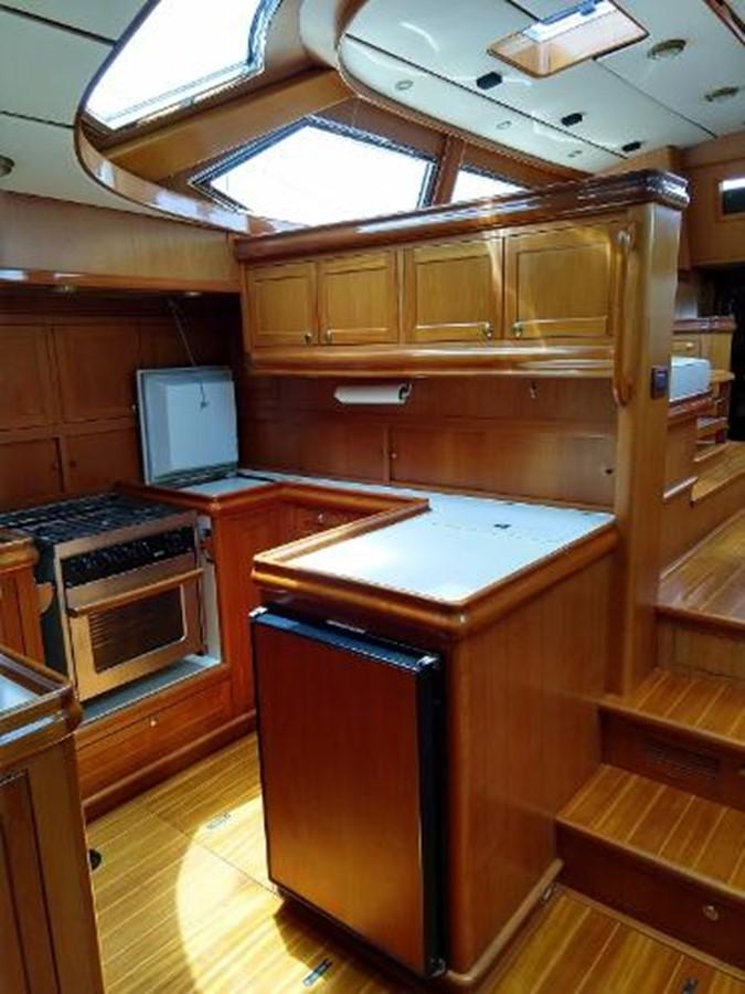 Galley 2001 FRANCHINI  Cruising Sailboat 2378066