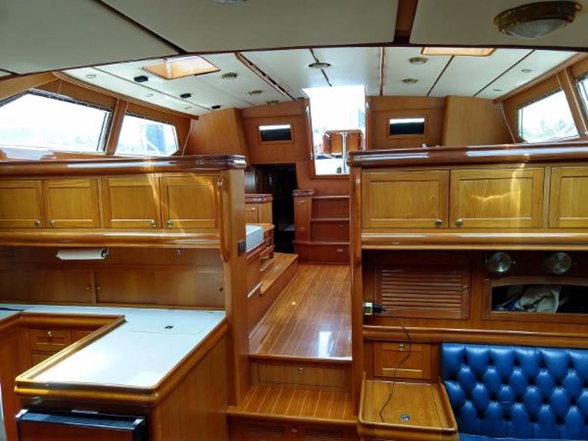 Pilot House 2001 FRANCHINI  Cruising Sailboat 2378069