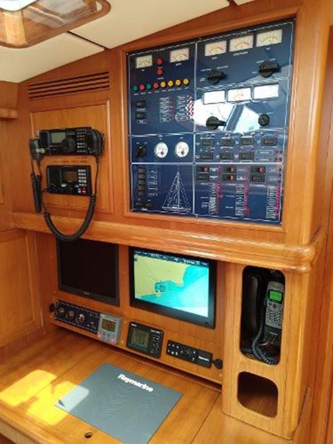 Nav Station 2001 FRANCHINI  Cruising Sailboat 2378075