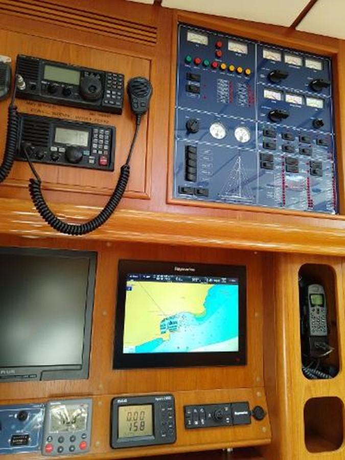 Nav Station 2001 FRANCHINI  Cruising Sailboat 2378076
