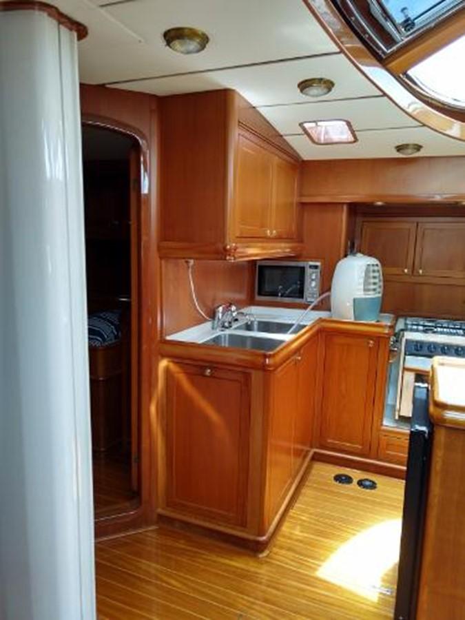 Galley 2001 FRANCHINI  Cruising Sailboat 2378078