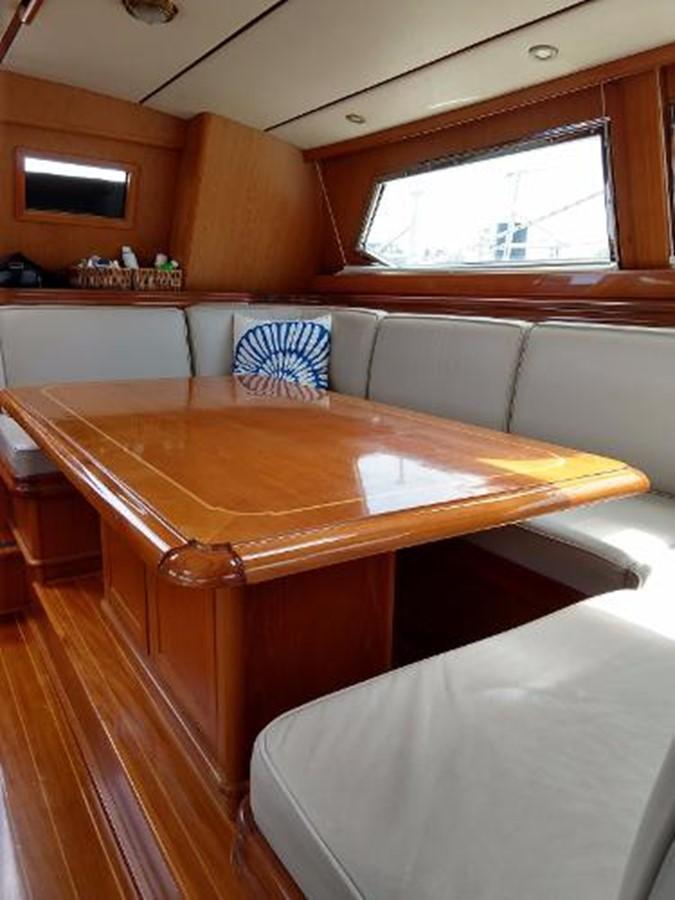 Dinning Table 2001 FRANCHINI  Cruising Sailboat 2378080