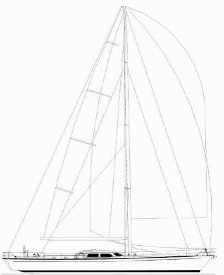 Design 2001 FRANCHINI  Cruising Sailboat 2378086