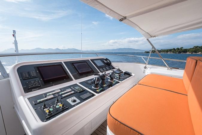 6 -Pilotine Ext 2011 OVERMARINE - MANGUSTA 165 Motor Yacht 2722199