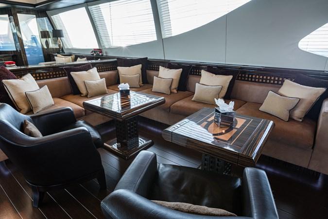 8 -Living 2011 OVERMARINE - MANGUSTA 165 Motor Yacht 2722208