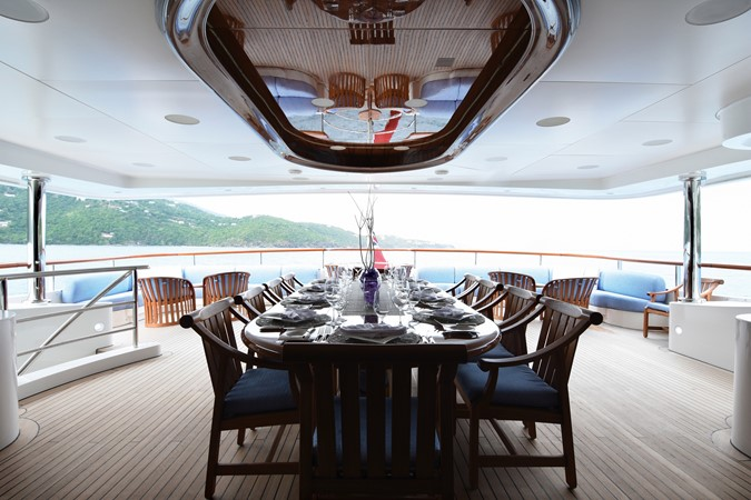 2003 BENETTI  Mega Yacht 2382080