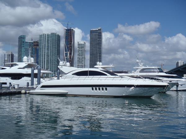 2006 Mangusta 72 Cruiser 2423834
