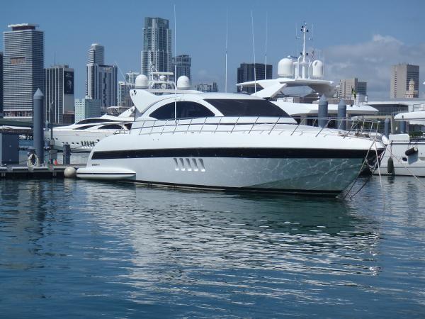 2006 Mangusta 72 Cruiser 2423835