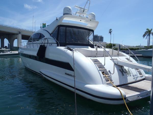 2006 Mangusta 72 Cruiser 2423837