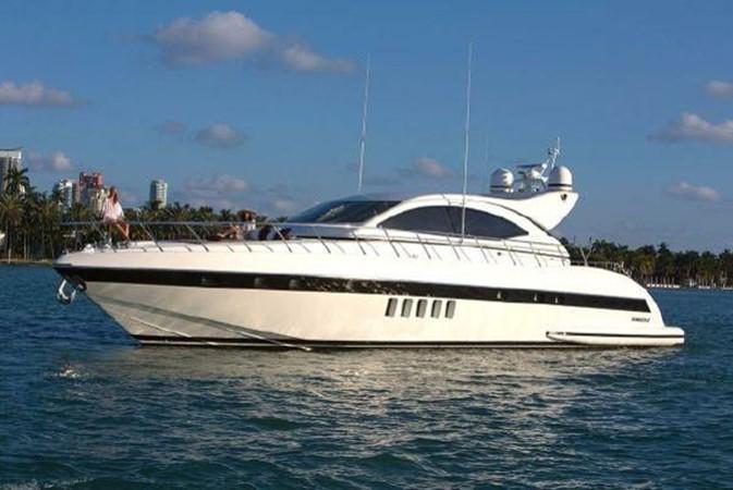 2006 Mangusta 72 Cruiser 2423838