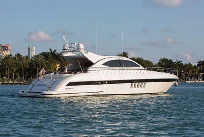 2006 Mangusta 72 Cruiser 2423839