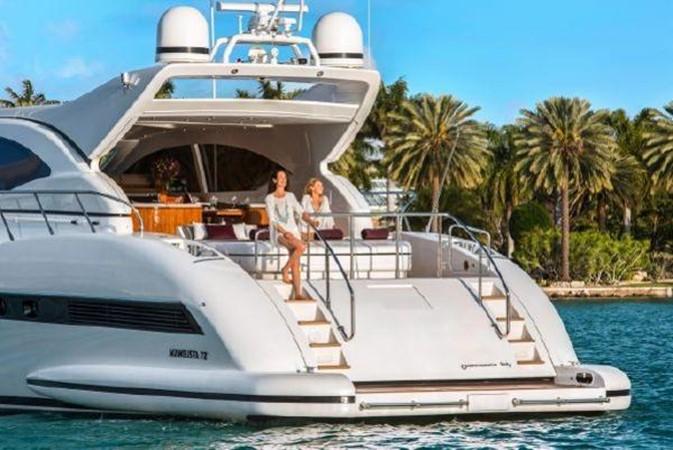 2006 Mangusta 72 Cruiser 2423840