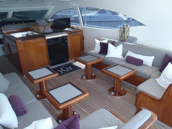 2006 Mangusta 72 Cruiser 2423842