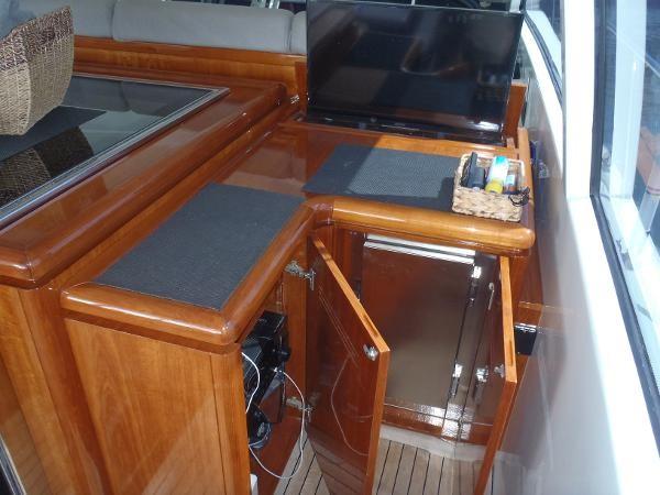 2006 Mangusta 72 Cruiser 2423843
