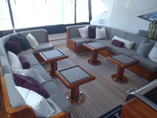2006 Mangusta 72 Cruiser 2423844
