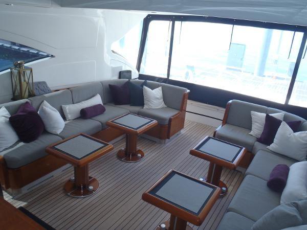 2006 Mangusta 72 Cruiser 2423845