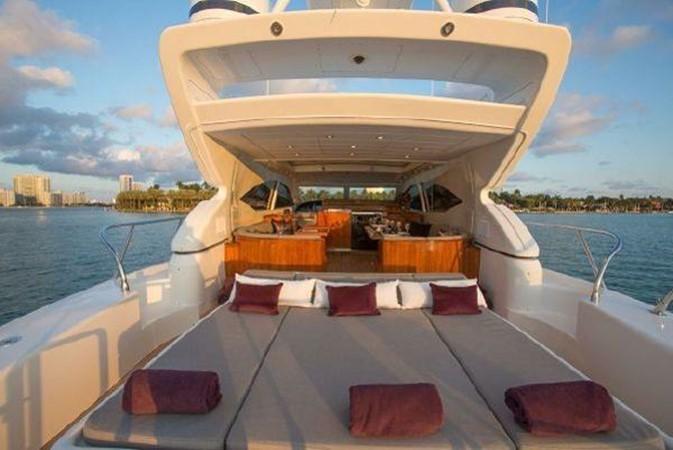 2006 Mangusta 72 Cruiser 2423847