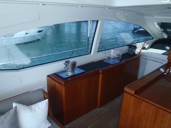2006 Mangusta 72 Cruiser 2423848