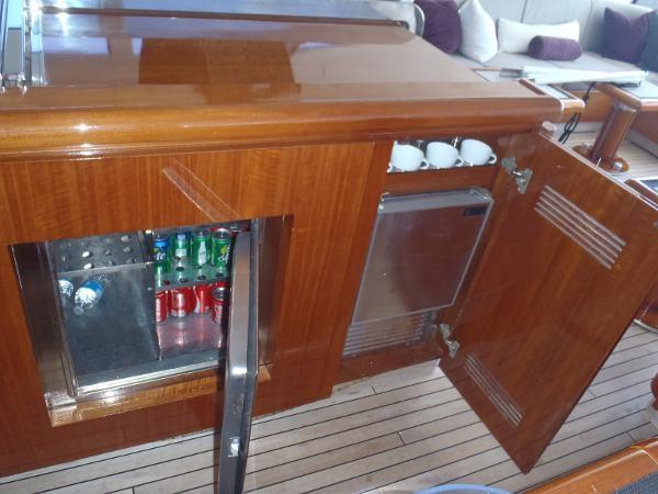 2006 Mangusta 72 Cruiser 2423849
