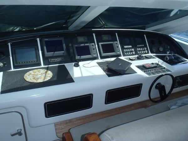 2006 Mangusta 72 Cruiser 2423851