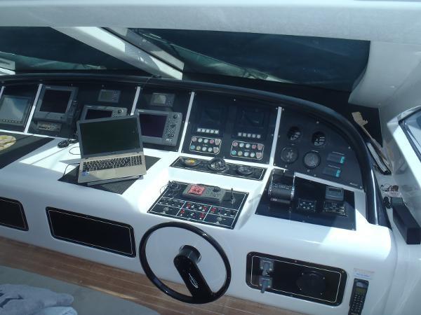 2006 Mangusta 72 Cruiser 2423852