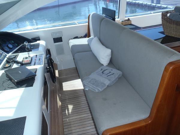 2006 Mangusta 72 Cruiser 2423853