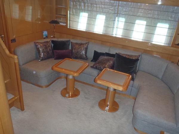 2006 Mangusta 72 Cruiser 2423864