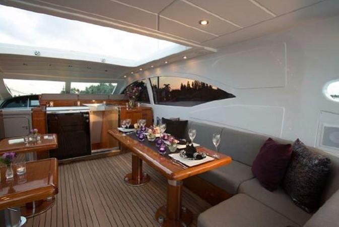 2006 Mangusta 72 Cruiser 2423866