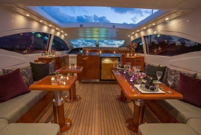 2006 Mangusta 72 Cruiser 2423867