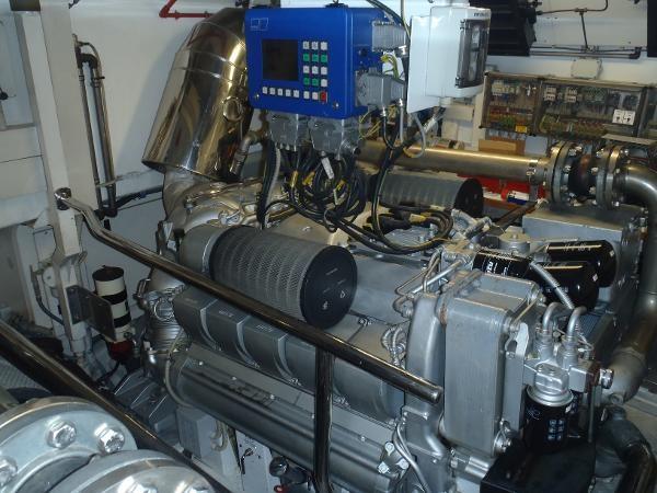2006 Mangusta 72 Cruiser 2423870