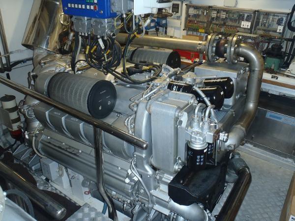 2006 Mangusta 72 Cruiser 2423871