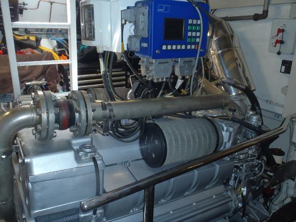 2006 Mangusta 72 Cruiser 2423872