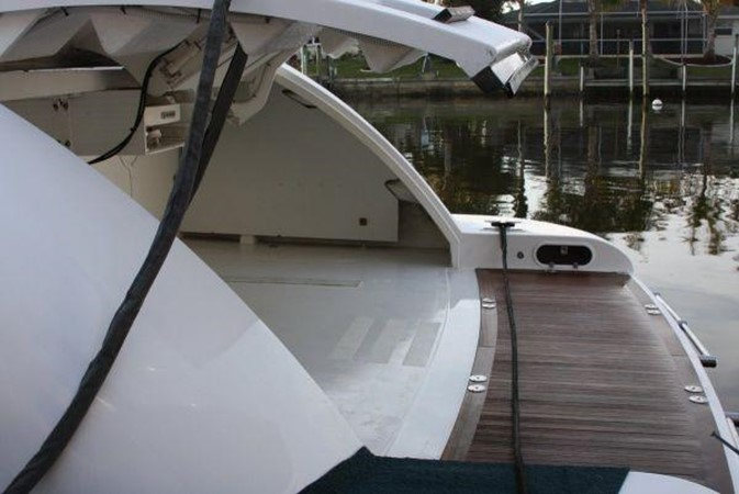 2006 Mangusta 72 Cruiser 2423878