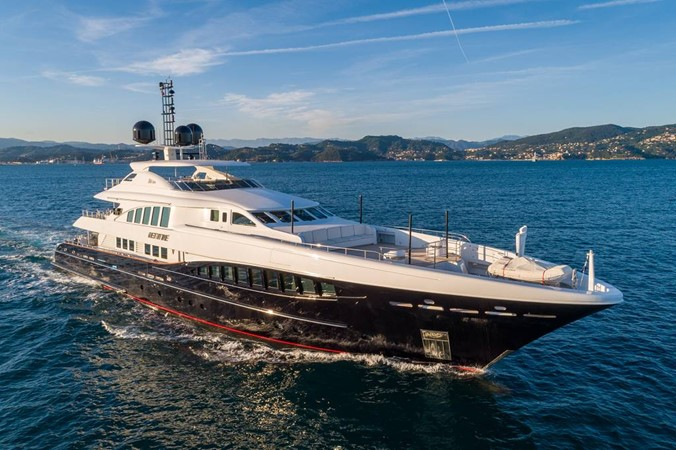 HEESEN YACHTS LET IT BE Yacht for Sale