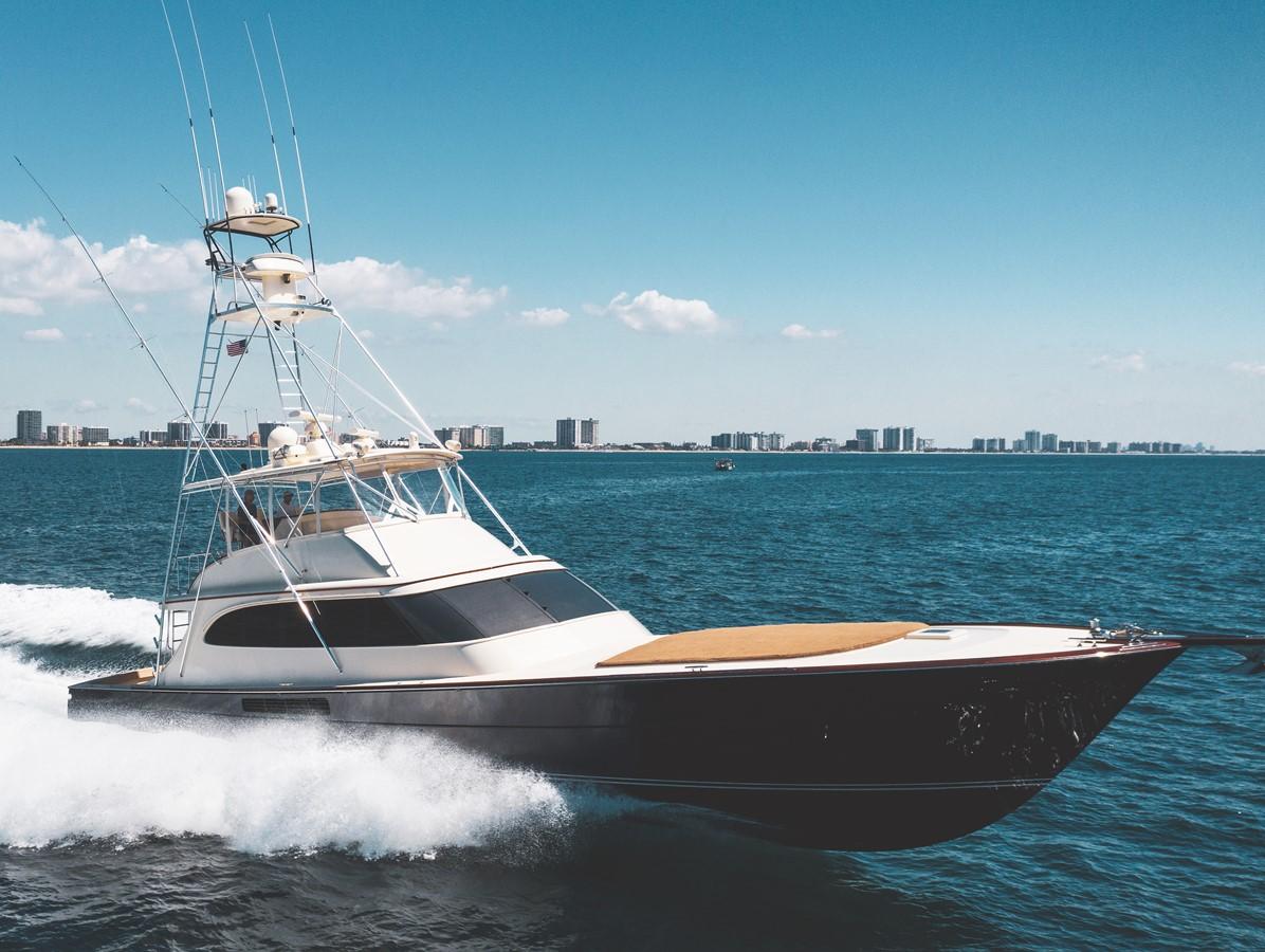 2009 MERRITT BOAT WORKS Sportfish  Sport Fisherman 2527065