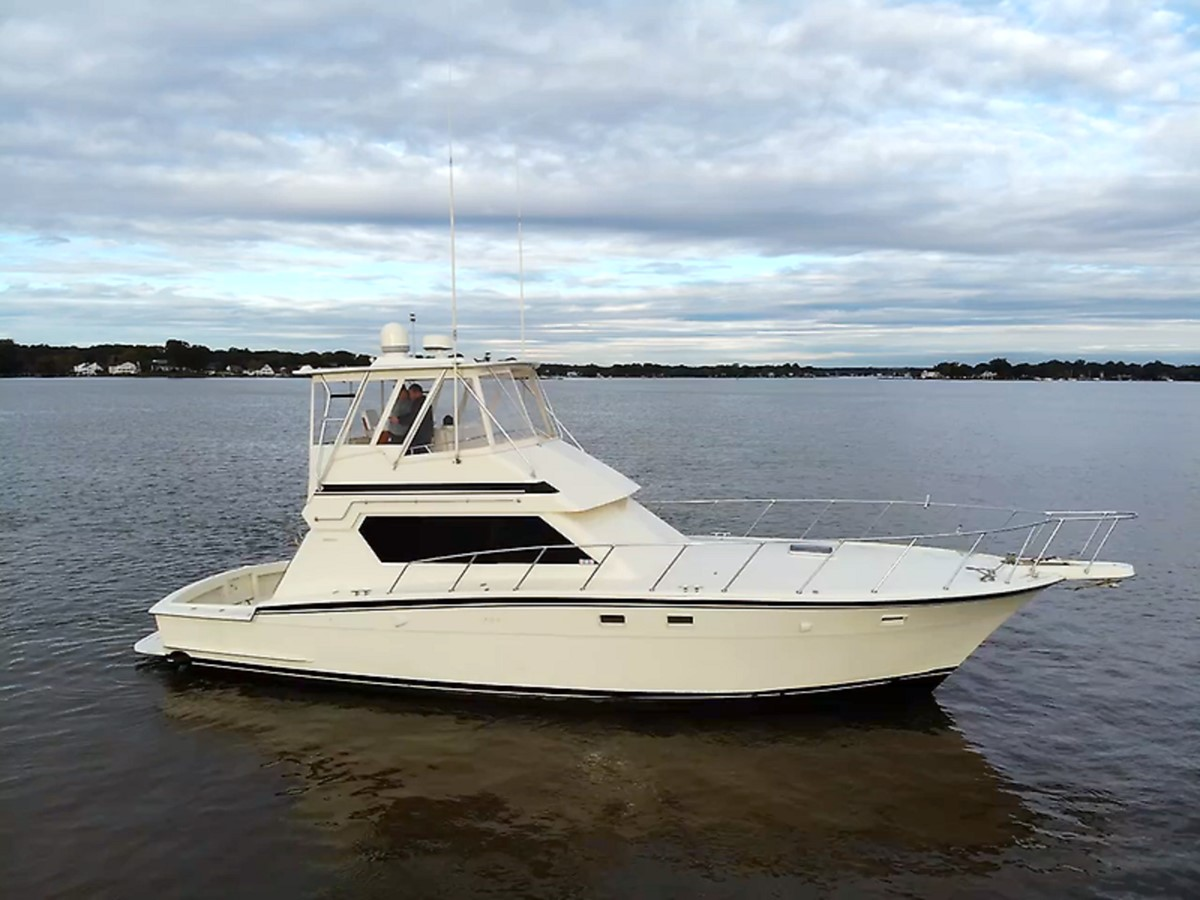 1988 48 Convertible - 48 HATTERAS For Sale
