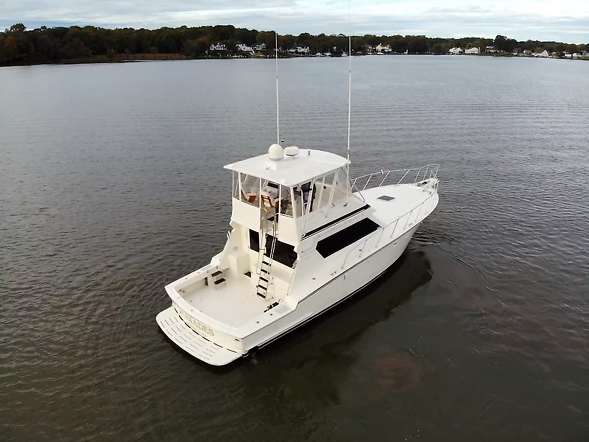 6 - 48 HATTERAS For Sale