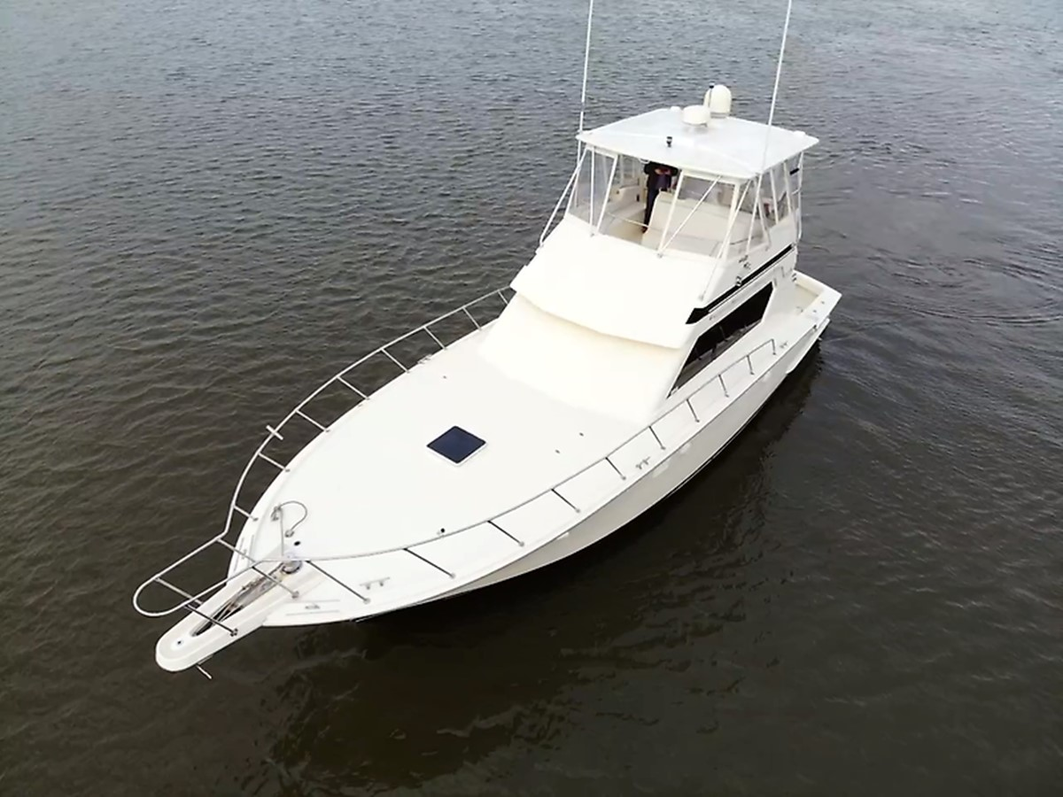 7 - 48 HATTERAS For Sale