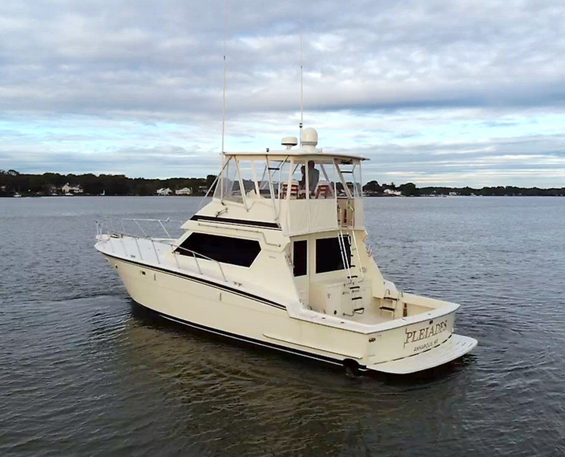 5 - 48 HATTERAS For Sale