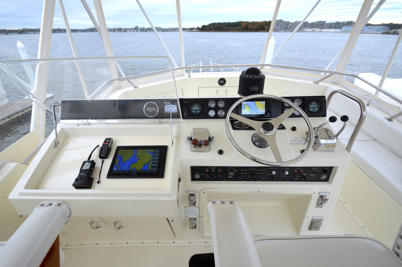 3 - 48 HATTERAS For Sale