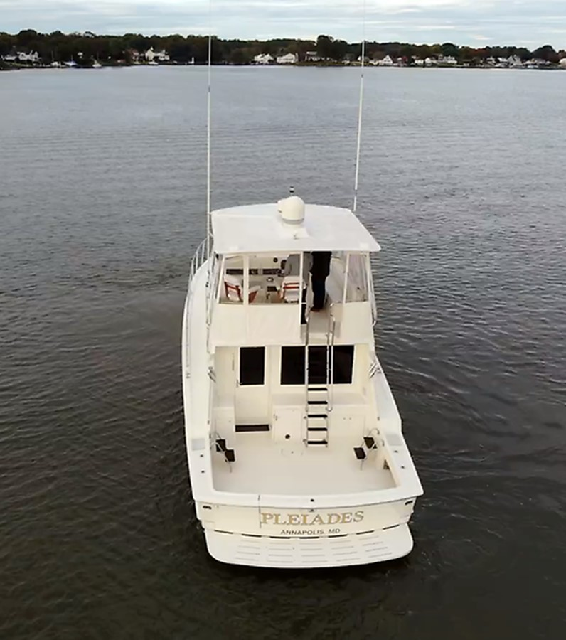 8 - 48 HATTERAS For Sale