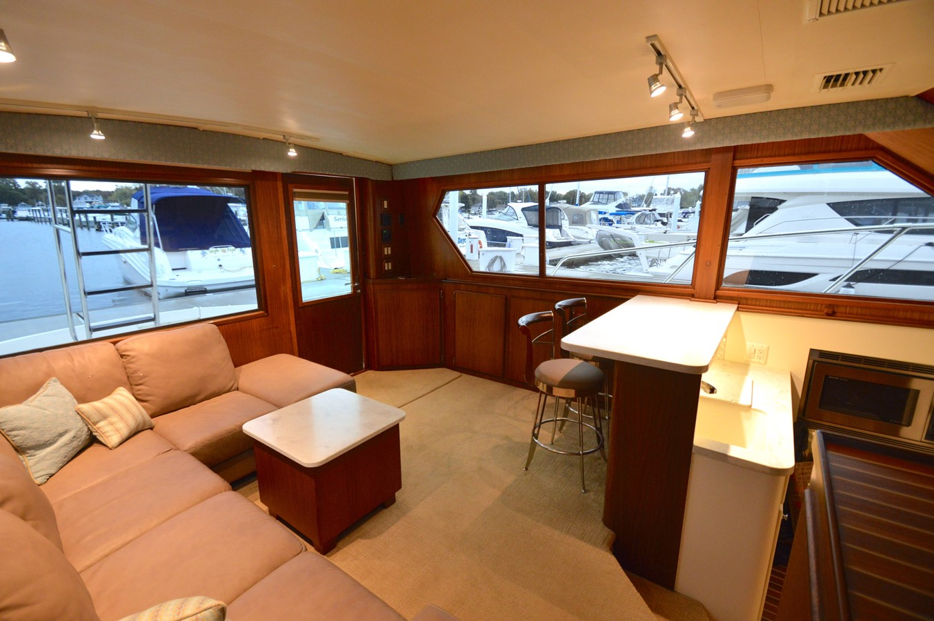 2 - 48 HATTERAS For Sale